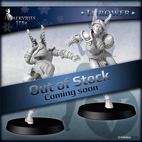 Thrower 2 - Valkyries Team