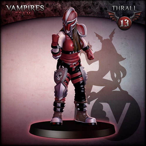 Thrall 13 - Vampires Team