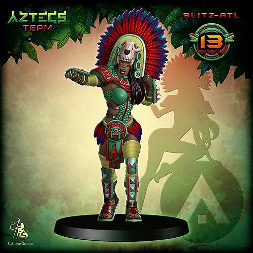Blitz-atl 13 - Aztecs Team
