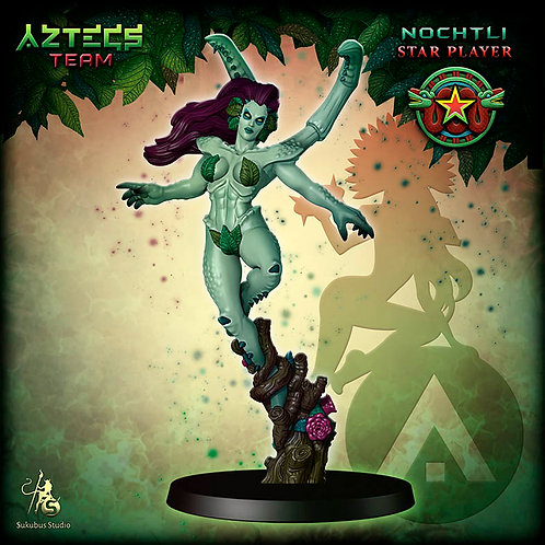 Nochtli - Star Player - Aztecs Team