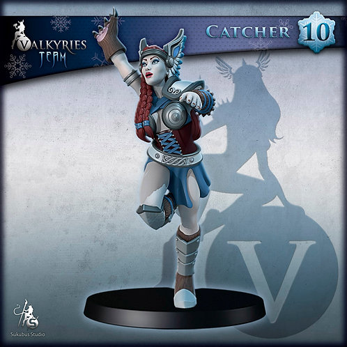 Catcher 10 - Valkyries Team
