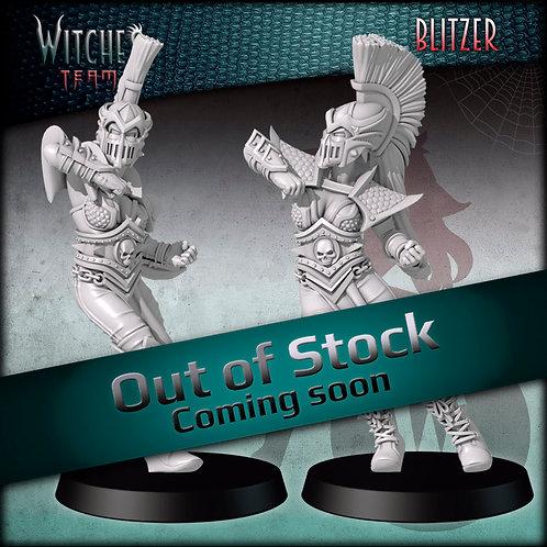 Blitzer 10 - Witches Team