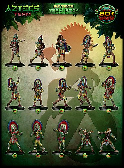 Aztecs Team Pack
