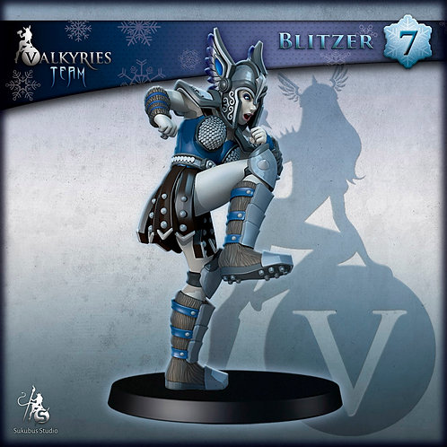 Blitzer 7 - Valkyries Team