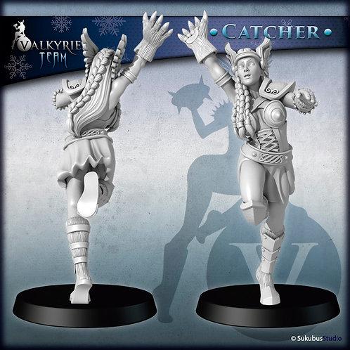 Catcher 10 - Valkyries Team
