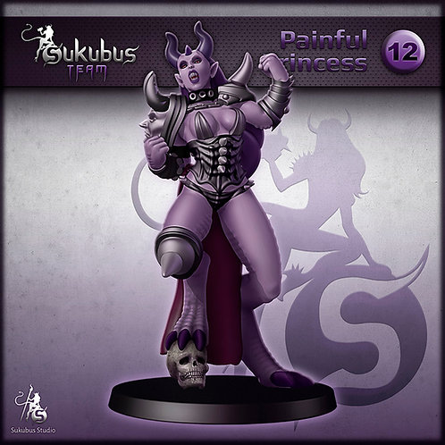 Painful Princess - Sukubus Team