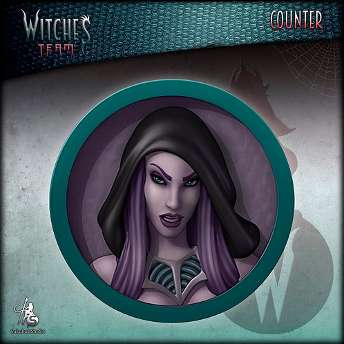Witches Counter