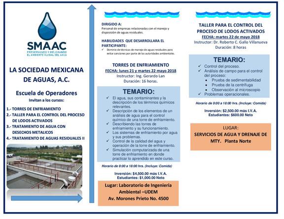 1er. Semana de Capacitación SMAAC