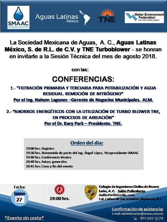 Conferencias Tecnicas