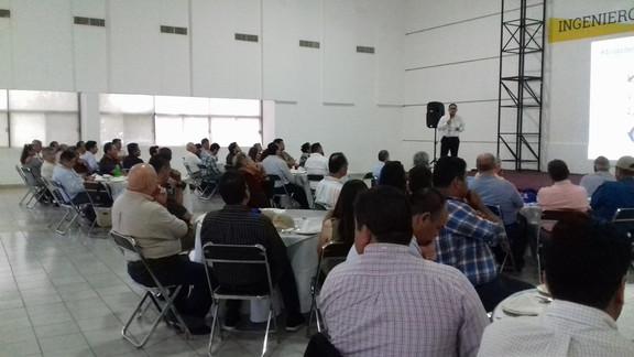 """Sesión técnica 25 junio 2018           """"H&U Infraestructura en Riegos, S.A. de C.V."""""""