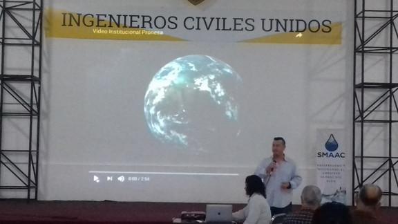 """Sesión técnica 28 mayo 2018     """"Propulsión Neumática, S.A. de C.V."""""""