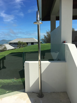 Stainless Steel Downpipes Mackay