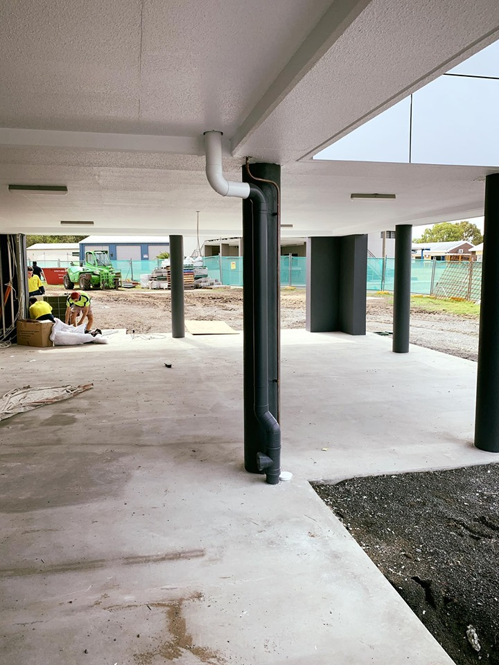 School Renovation Mackay Plumber