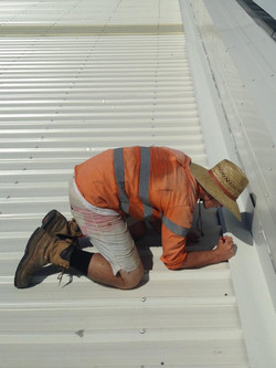 Commercial Roofing Mackay