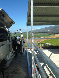 New Industrial Shed Build Mackay
