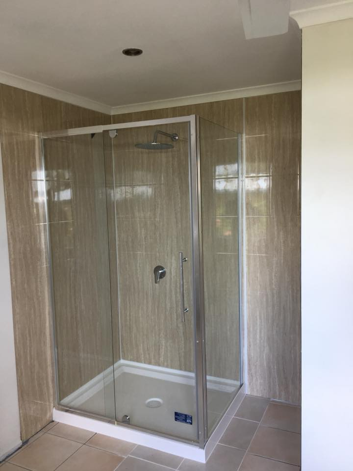 New bathroom installation Mackay