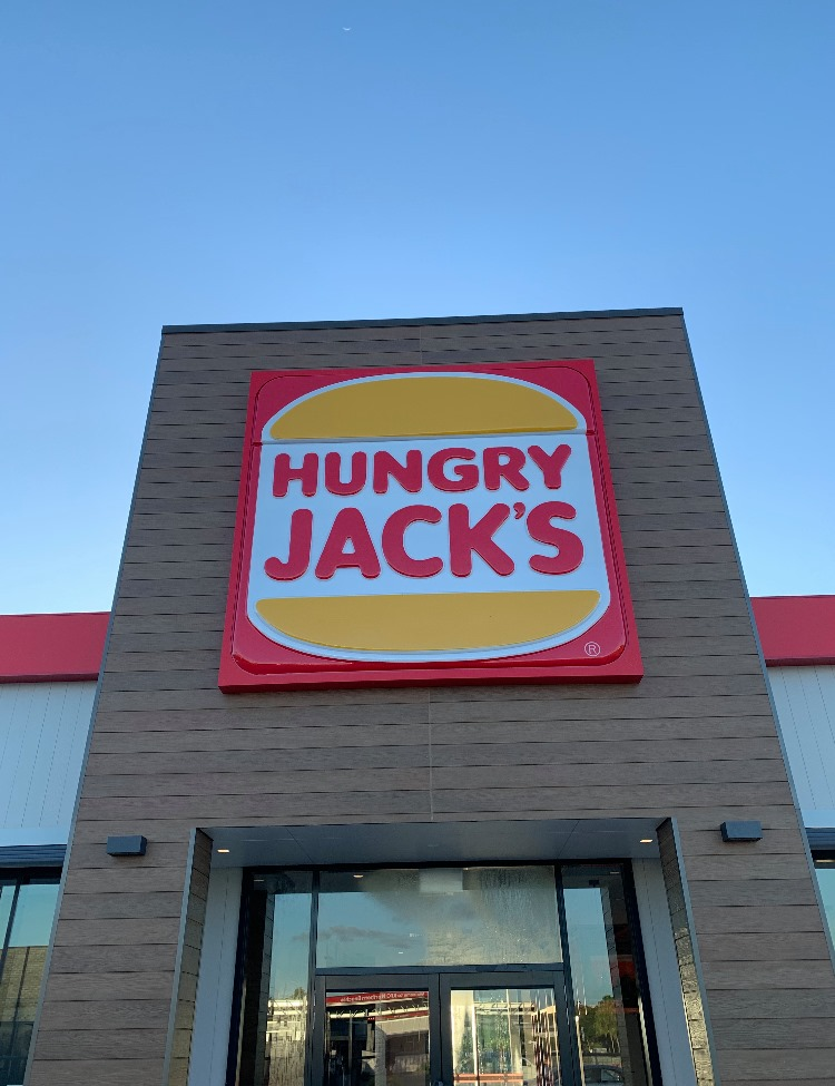 Hungry Jacks northern Beaches