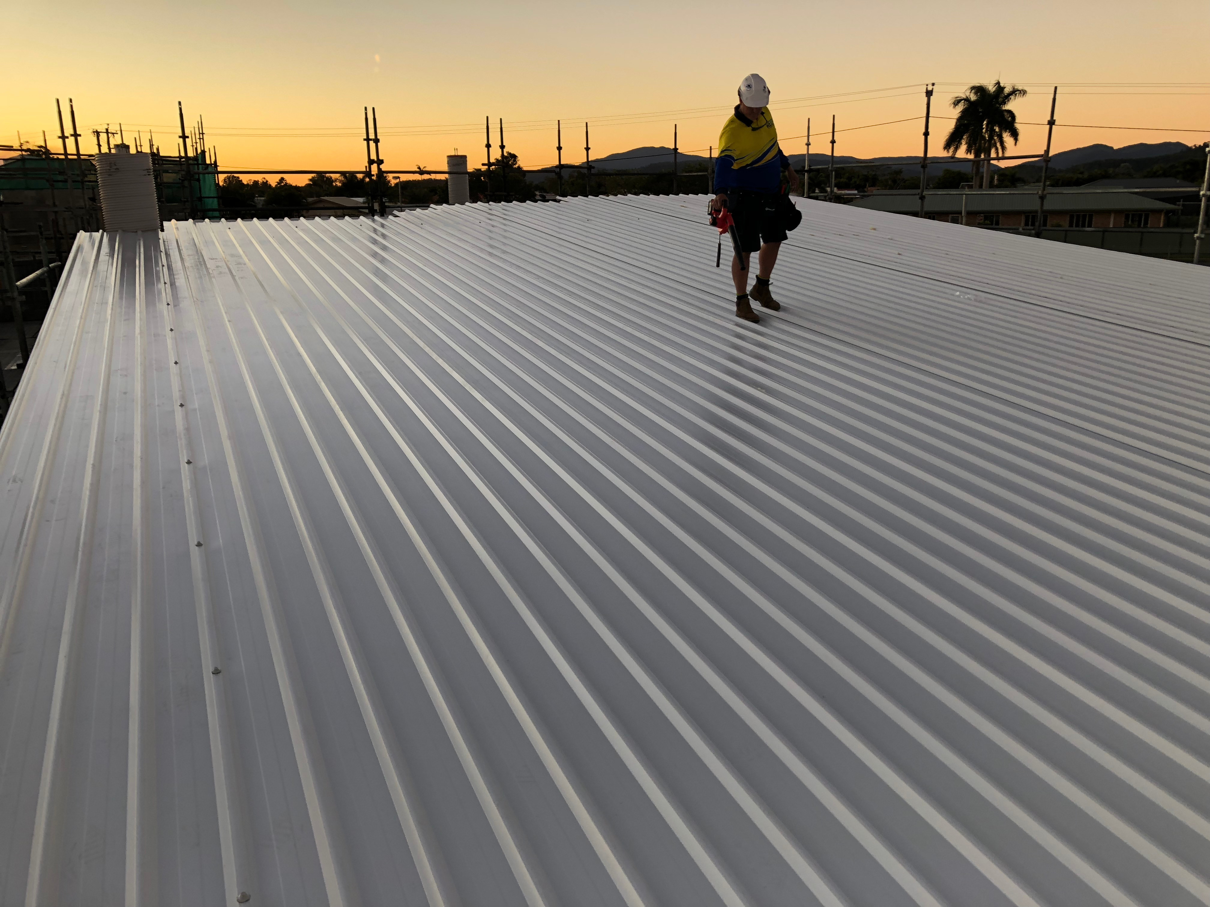 Roofing Inspection Report