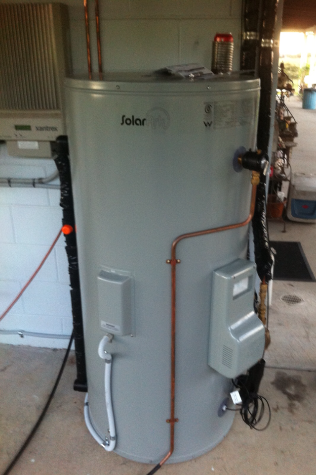 Solar Ark Hot Water Mackay