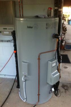 Solar Ark Hot Water Mackay