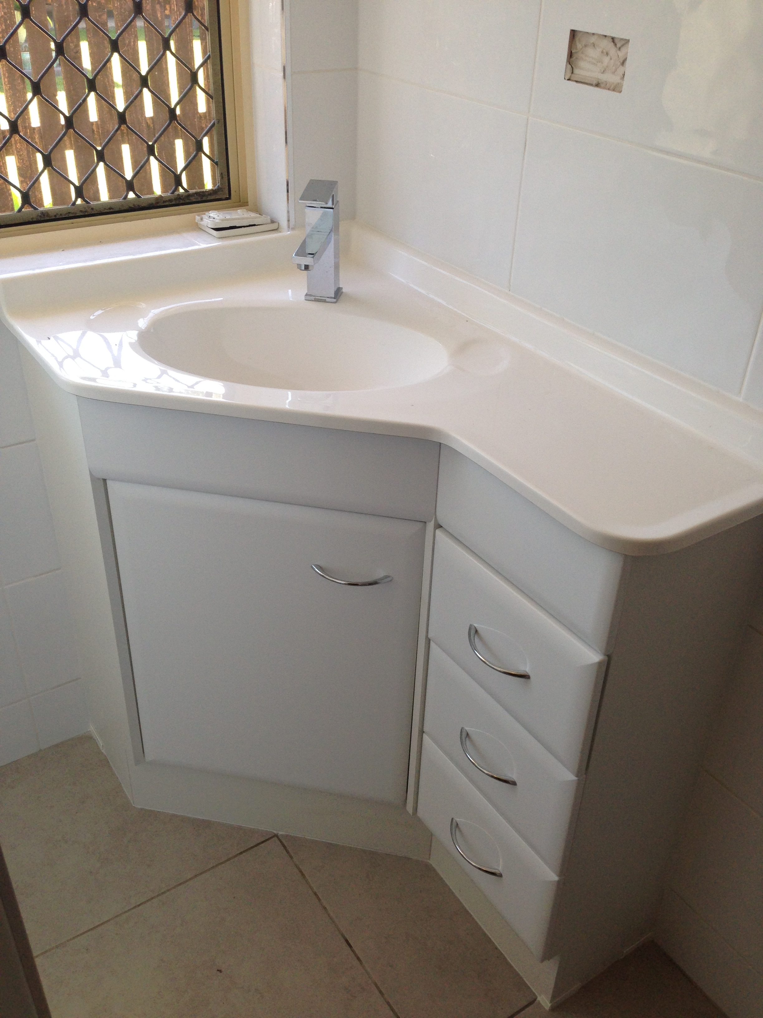 Bathroom Renovations Mackay