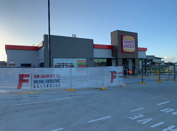 hungry jacks mackay