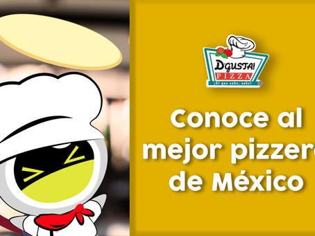 ¿Sabes quién es el mejor Pizzero de México?