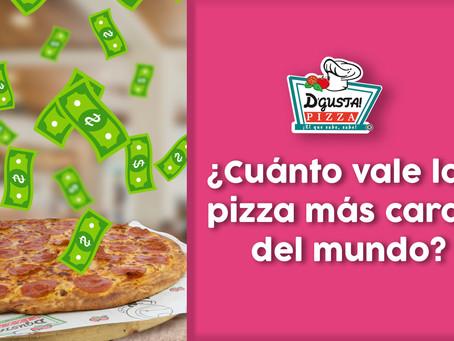 ¿Cuánto cuesta la pizza más cara del mundo?