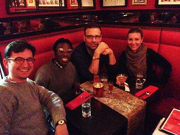 Yale+Slavic+and+History+grad+students+at