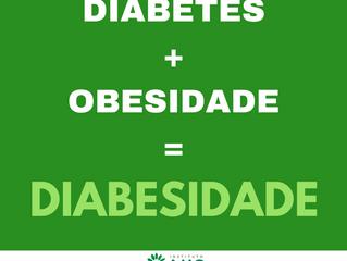 Diabetes + Obesidade = DIABESIDADE
