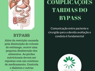 Principais complicações tardias do Bypass