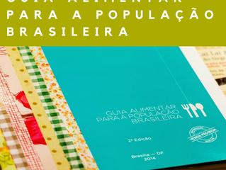SUGESTÃO DE LEITURA: Guia Alimentar para a População Brasileira