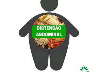 Fibras alimentares e inchaço abdominal