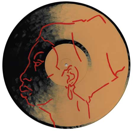 Nina Simone (on wax)