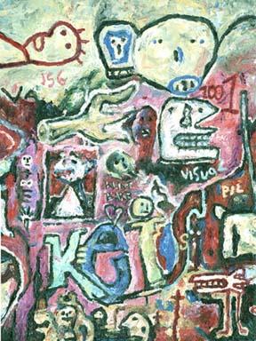 Graffiti, Barcelona