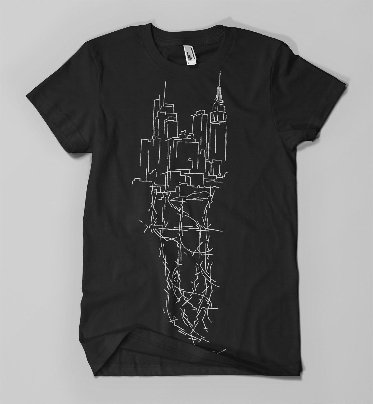 City Veins (black)