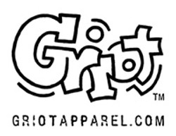 Griot Apparel (logo)
