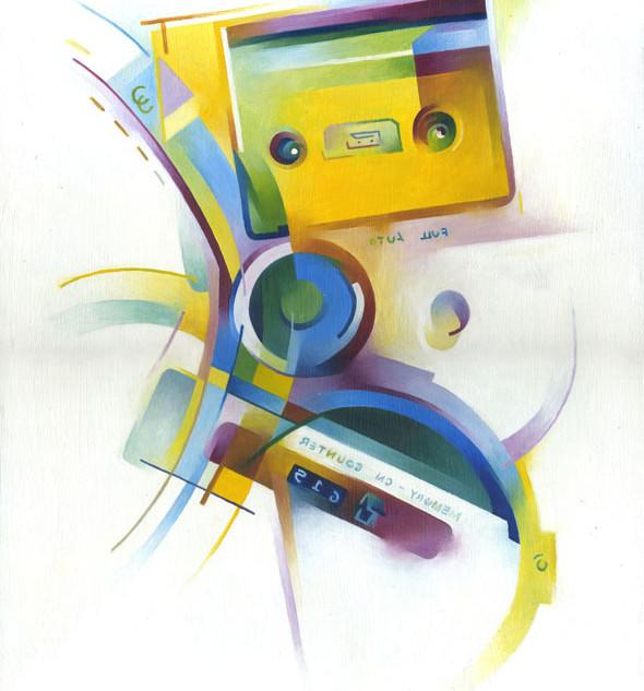 Audio Blueprints + Remixes