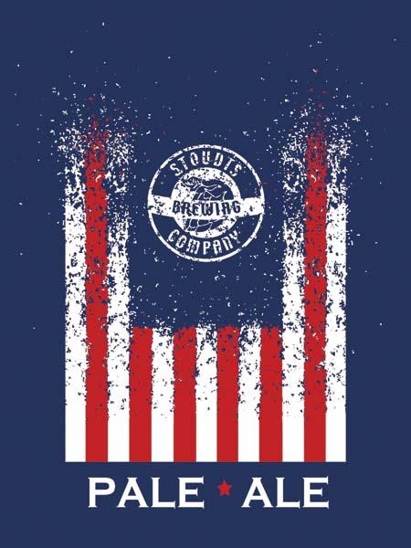 American Pale Ale T-Shirt Design