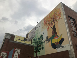 NYC Mural Art Project 2019