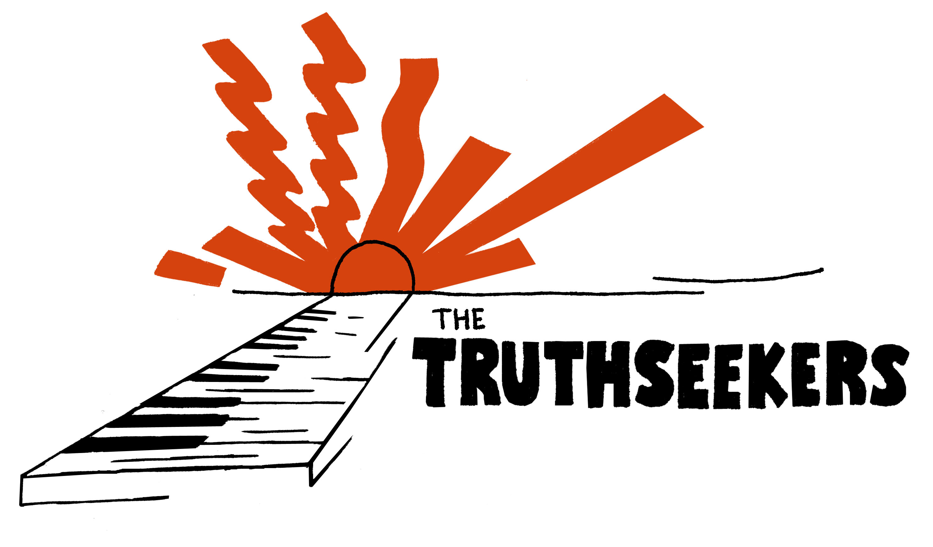 The Truthseekers (band logo)