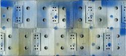 Tapescape (Blue/Silver/Gold)