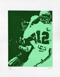 Randall Cunningham (2 greens)