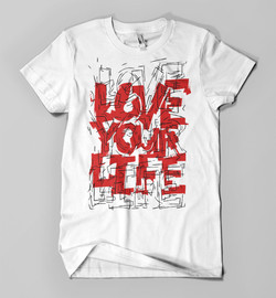 Love Your Life (men's tshirt)