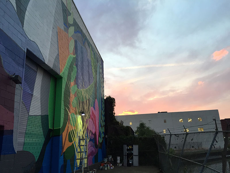 Gowanus Mural, Brooklyn, 2015