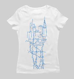 City Veins (tshirt)