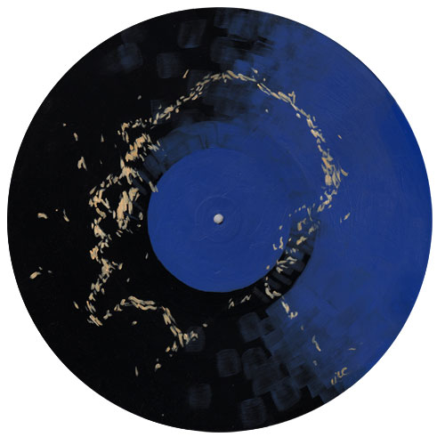 T Monk (on wax, 1)