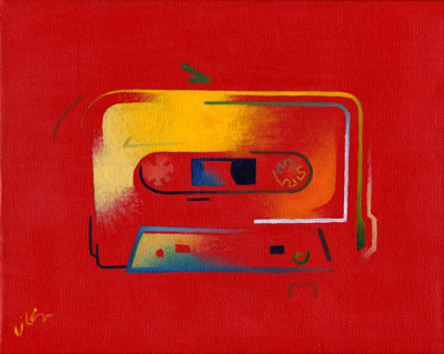 Ode to the Cassette Era (red)
