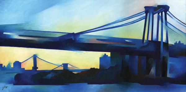 Williamsburg Bridge (from Bklyn)