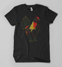 Rooster (men's tee)